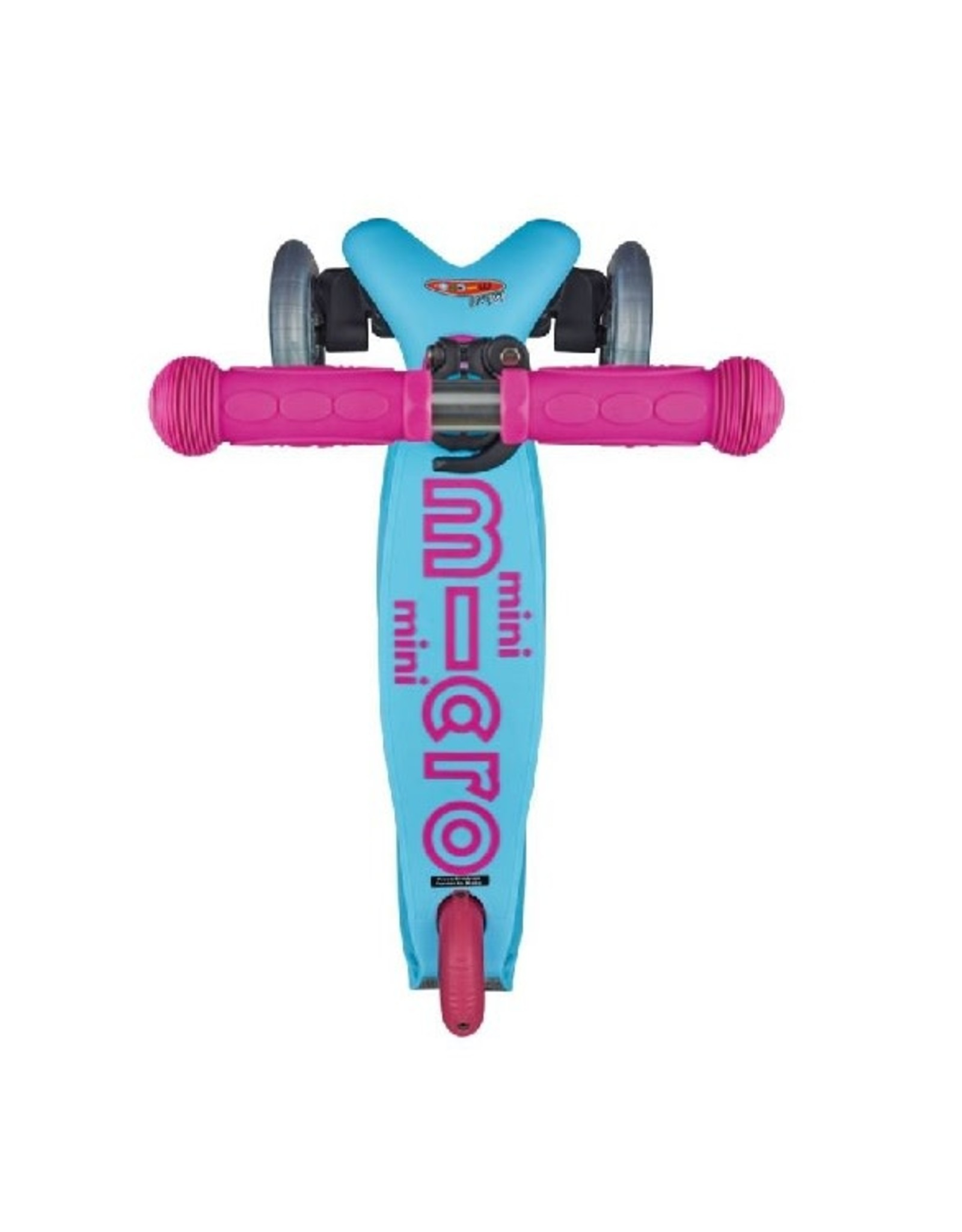 Micro Step Mini Micro Step Deluxe aqua/pink