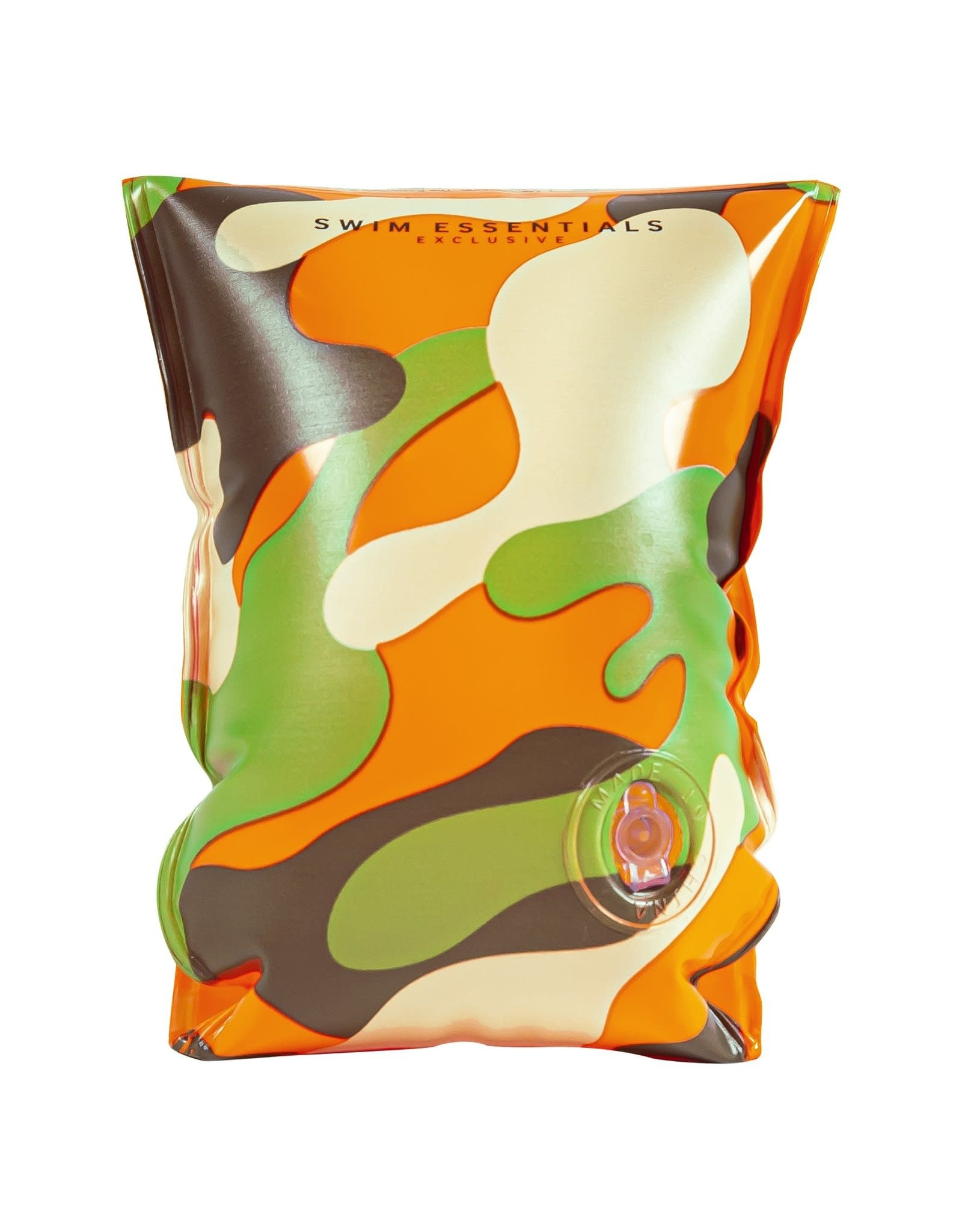 Swim Essentials Zwembandjes Camouflage M