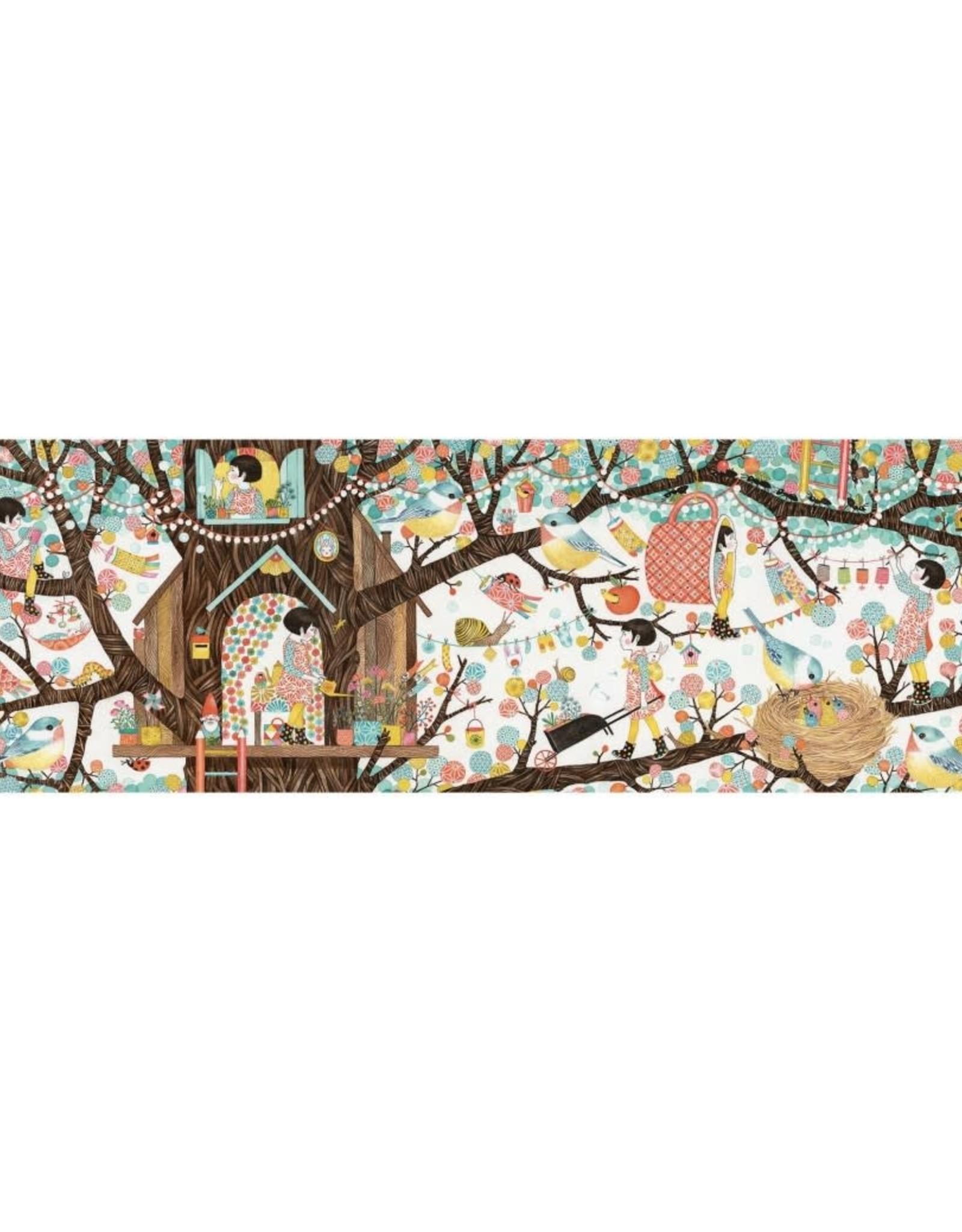 Djeco Puzzel Tree house 200st.