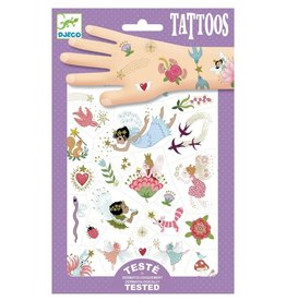Djeco Tattoos Fairy Friends
