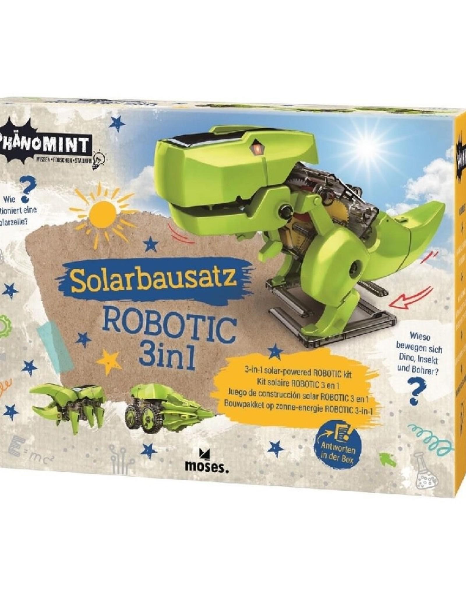 Solar kit Robotic 3in1