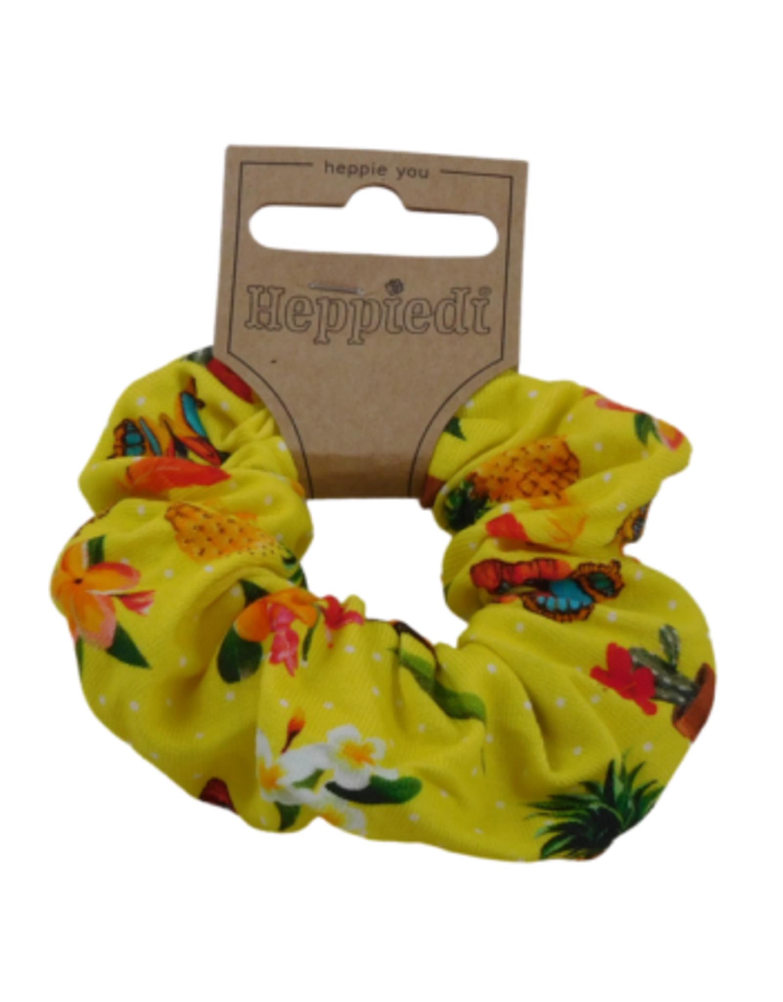 Scrunchie Bloemen/Ananas