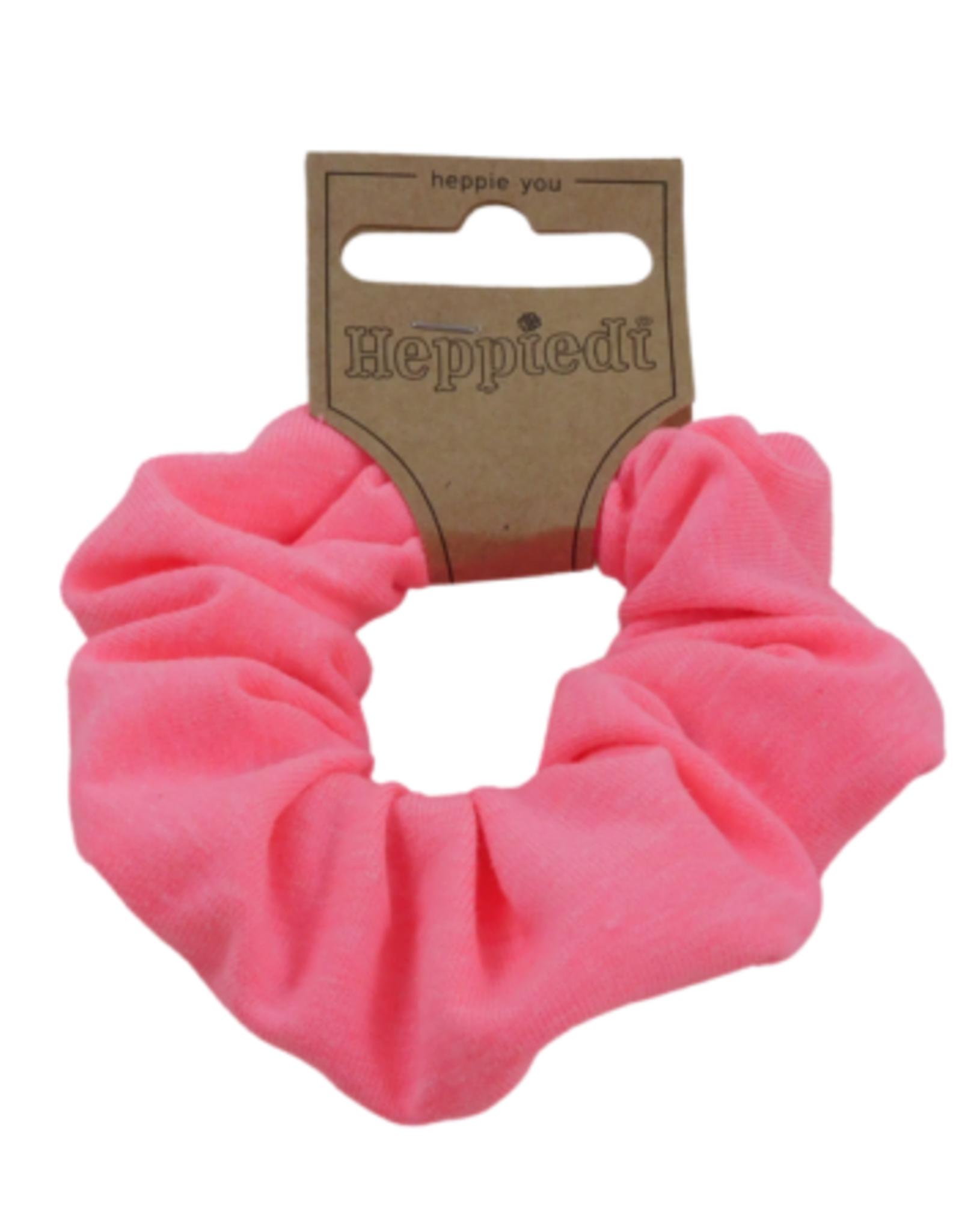 Scrunchie Neon Pink