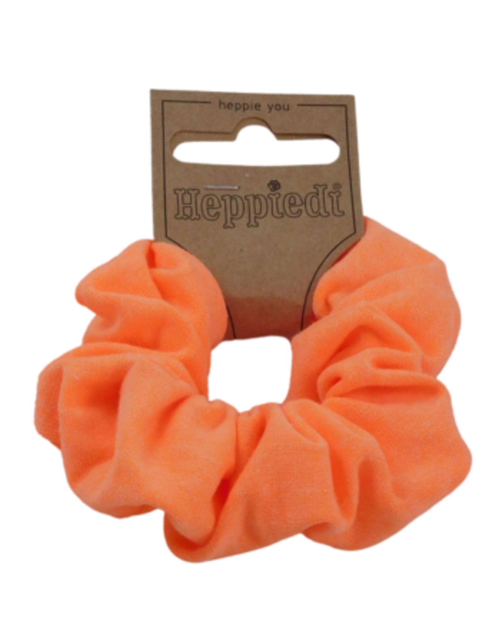 Scrunchie Neon Orange
