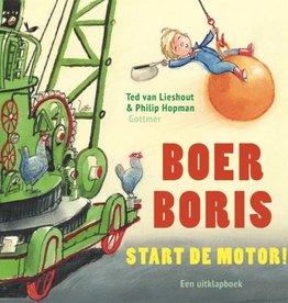Gottmer Boer Boris, start de motor!