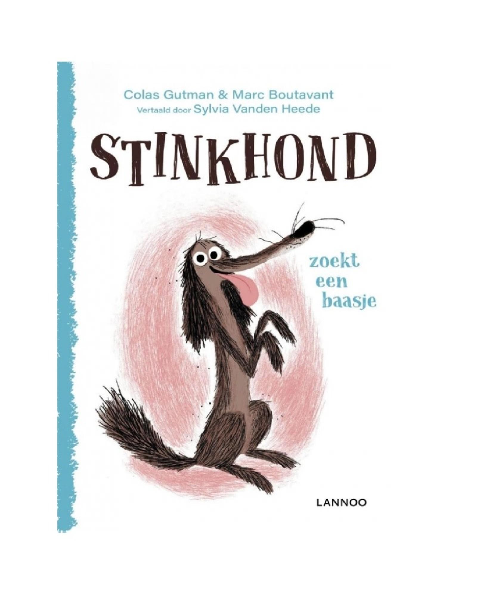 Terra-Lannoo Stinkhond zoekt een baasje
