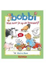 Kluitman Bobbi, wat hoor je op de boerderij?