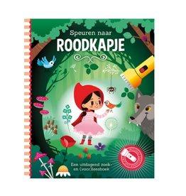 Lantaarn Zaklampboek Speuren naar Roodkapje