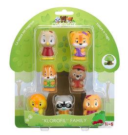 Klorofil Familie Klorofil