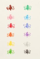 Ooly Brilliant Bee Crayons