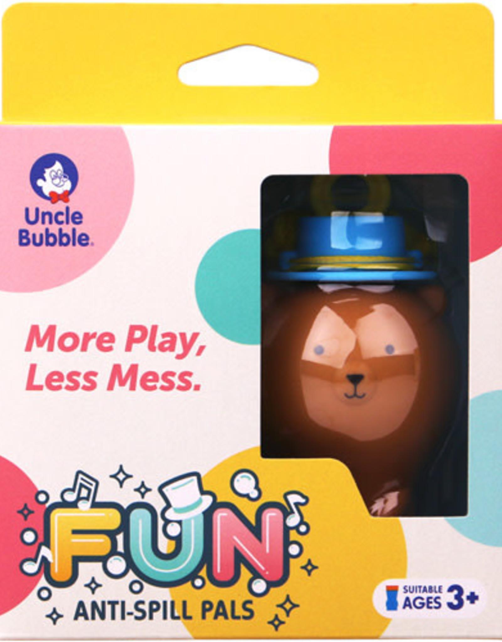Uncle Bubble Bellenblaas Brown Bear