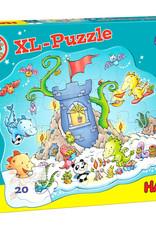 HABA XL-puzzel Draak Fonkelvuur Puzzelparty