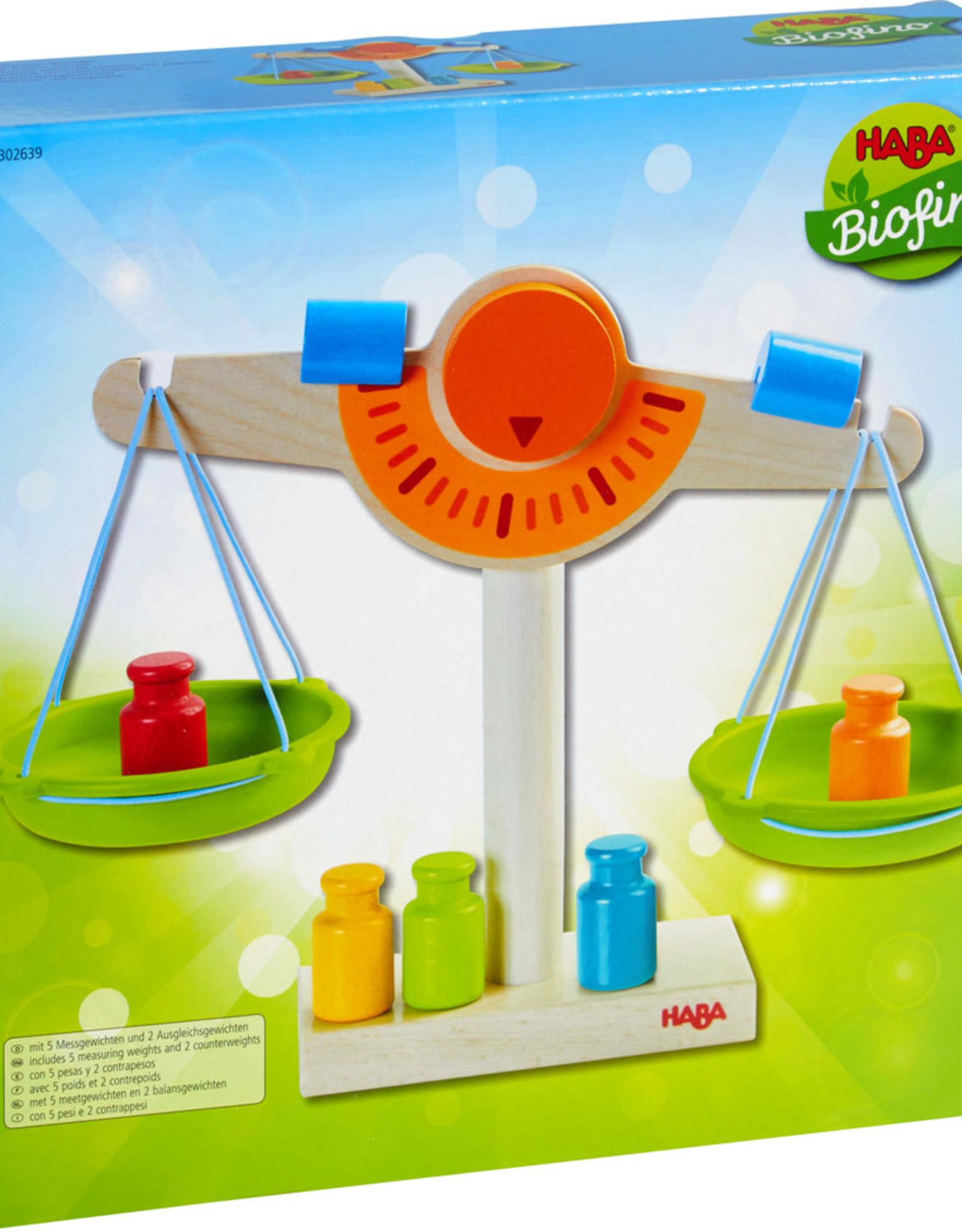 HABA Weegschaal Biofino