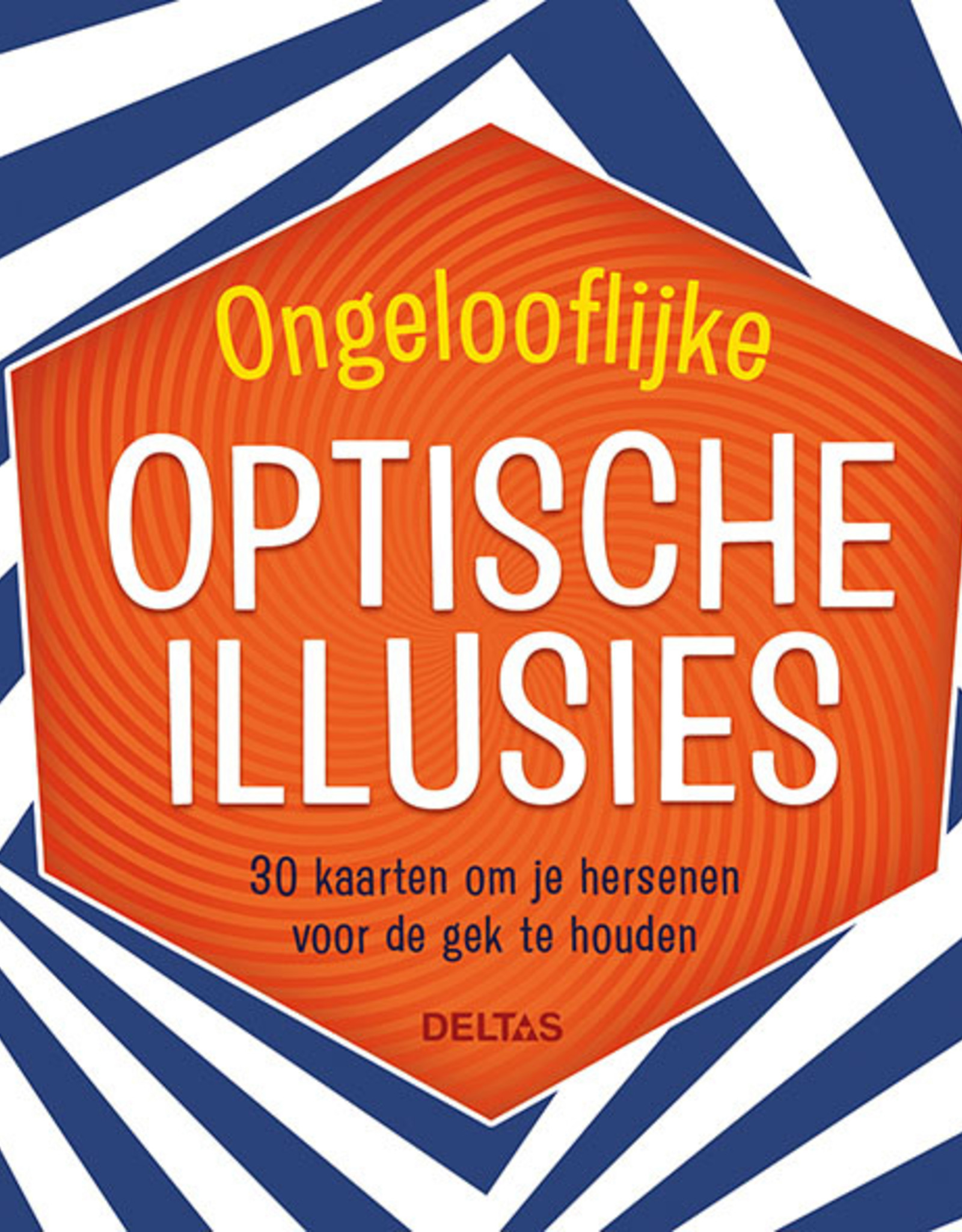 Deltas Ongelooflijke optische illusies