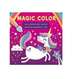 Deltas Magic Color Schilderen Eenhoorn