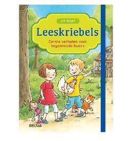 Deltas Leeskriebels Avi start eerste verhalen