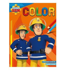Deltas Kleurblok Color Brandweerman Sam