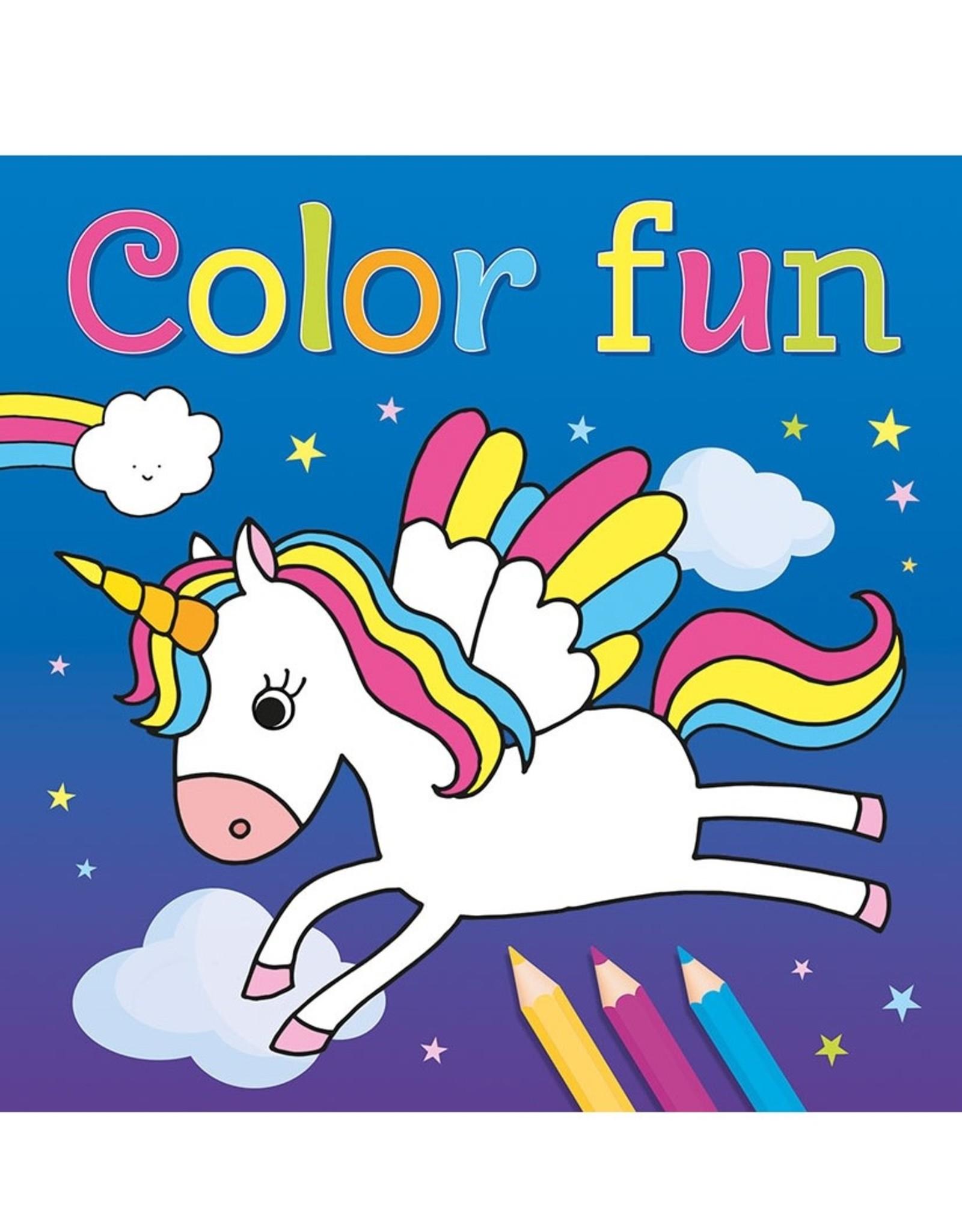 Deltas Color Fun Unicorns