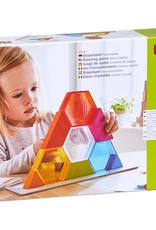 HABA Stapelspel Kleurenkristallen