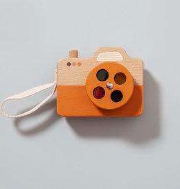 Petit Monkey Houten camera