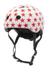 CoConuts Helm Coconut Red Stars