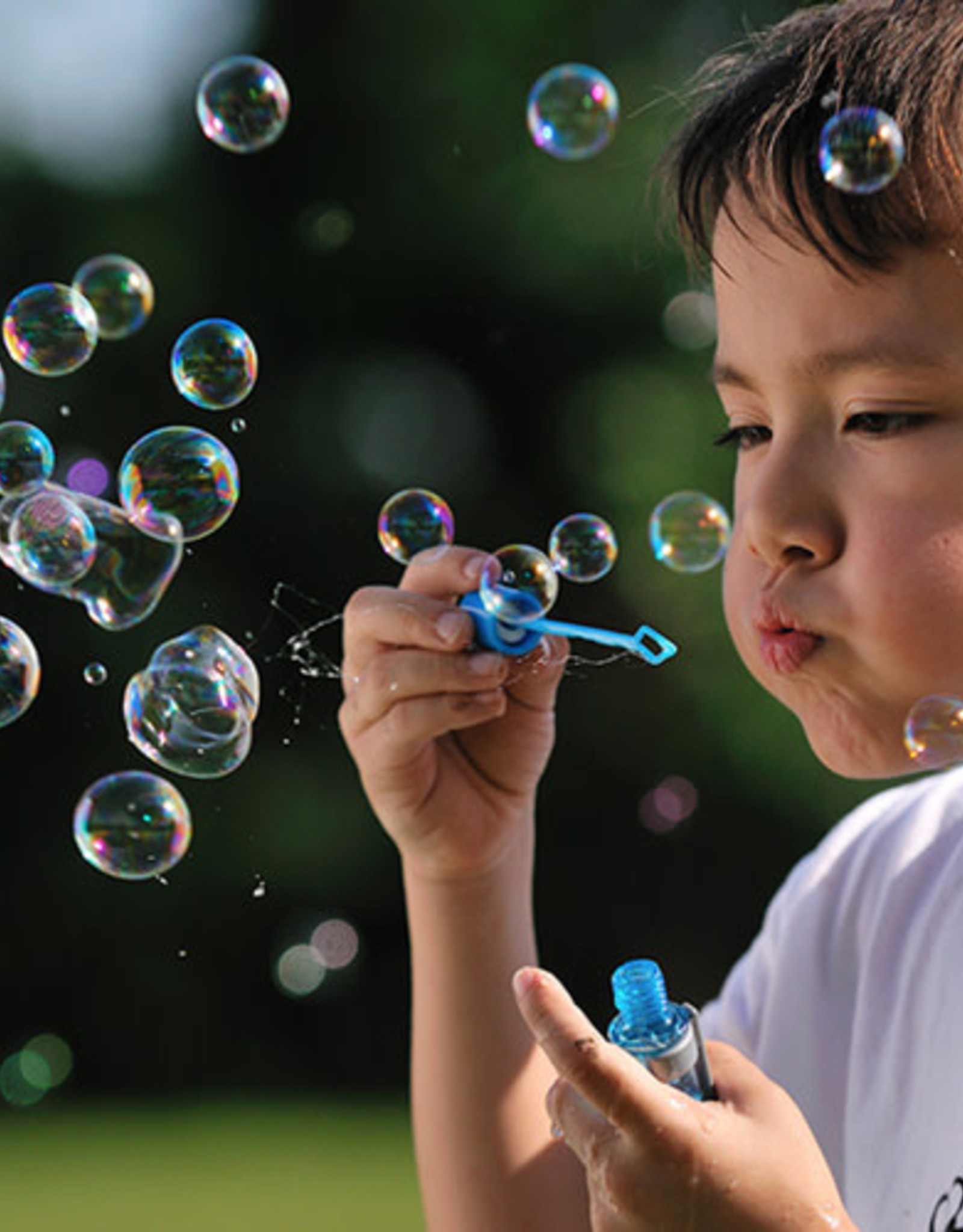 Uncle Bubble Catch & Stack Magic Test Tube