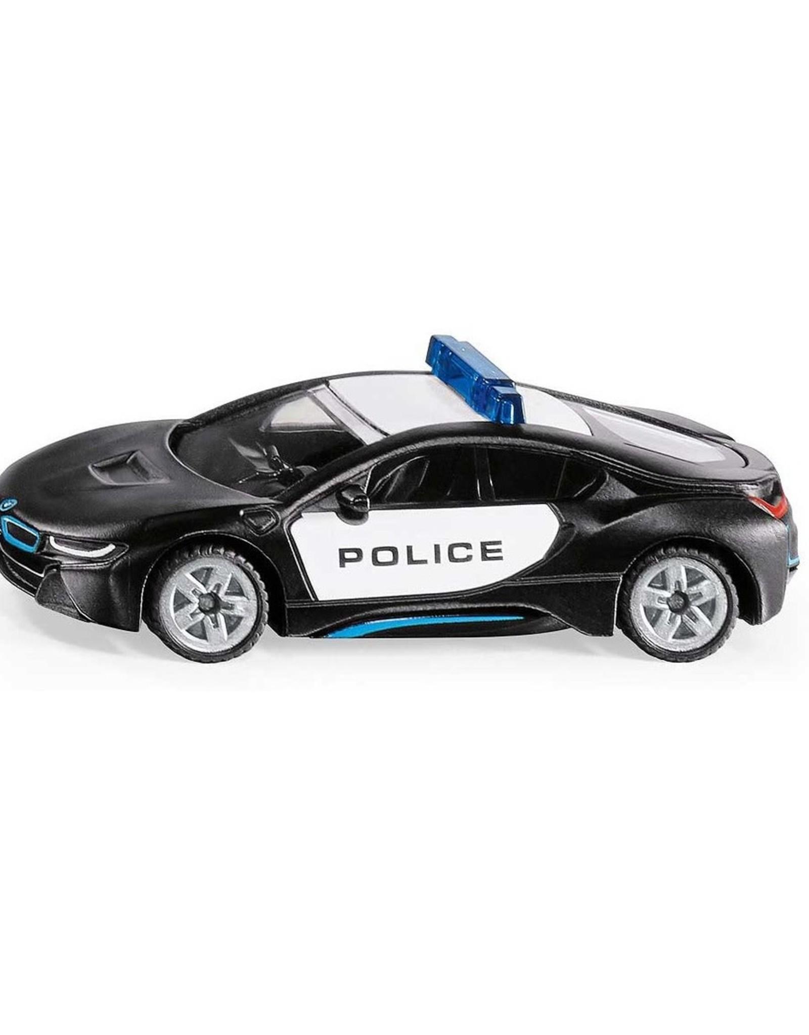 BMW i8 politie US