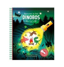 Lantaarn Zaklampboek Speuren in het dinobos