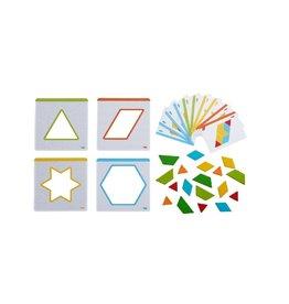 HABA Legspel Kleurrijke vormen