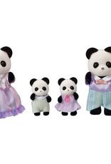 Sylvanian Families Pooky Panda Family