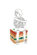 Djeco Opbergbox Tipi