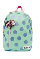 Zebra Trends Rugzak Glitterdots Mint M