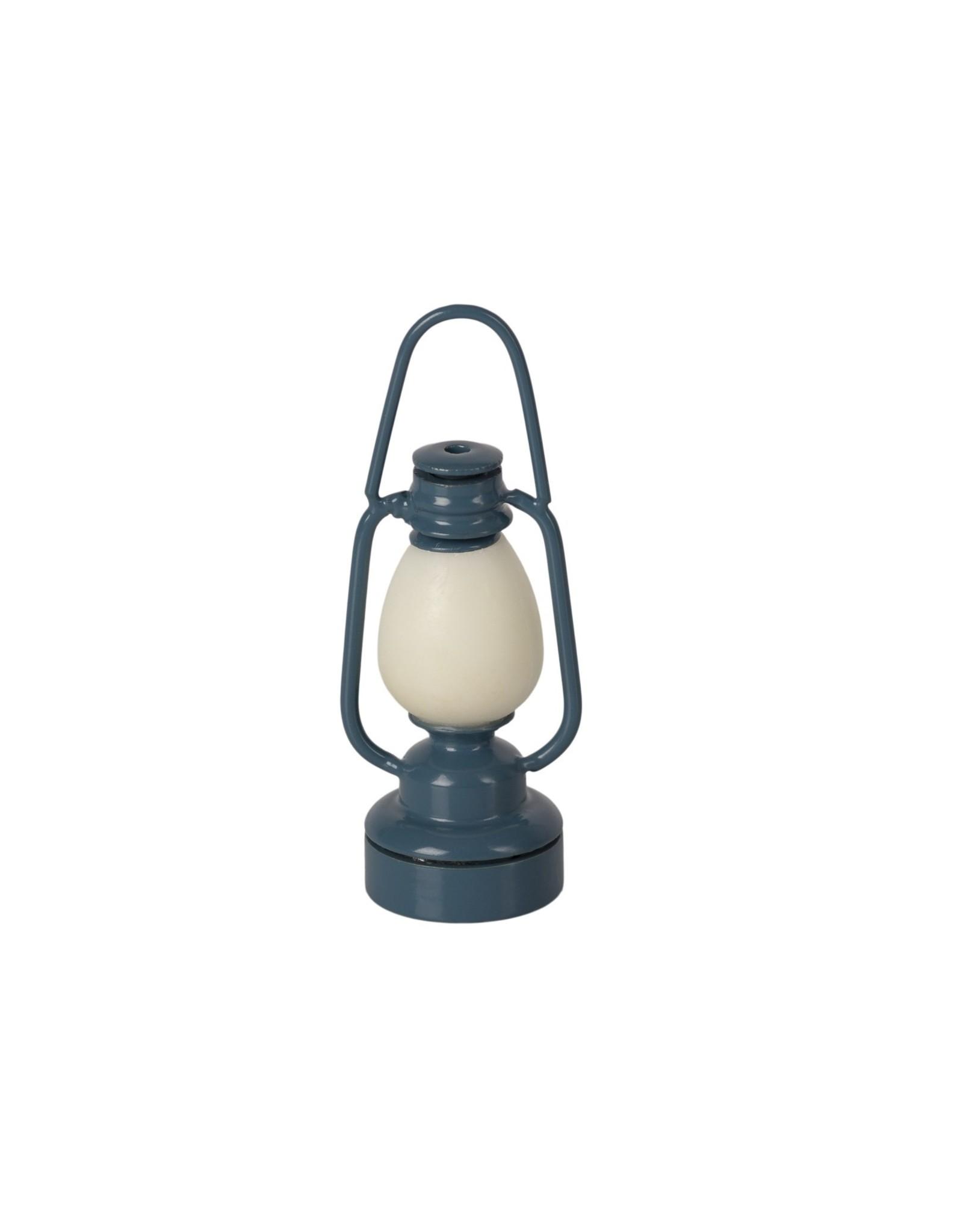 Maileg Vintage lantaarn blauw