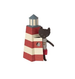 Maileg Lifeguard kat met toren