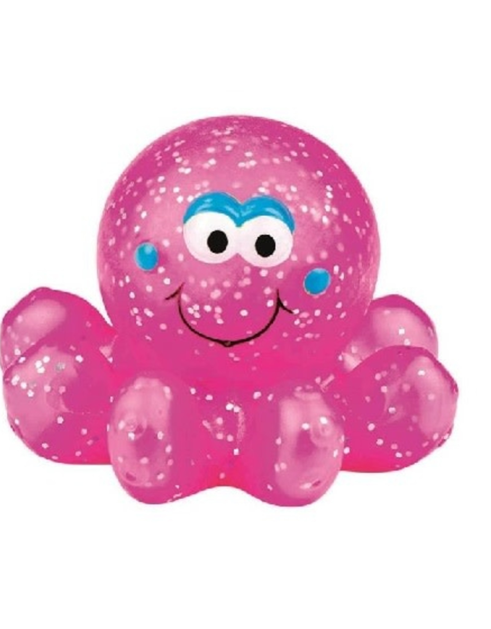 Lichtgevende octopus