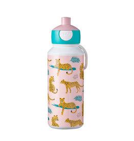 Mepal Drinkfles Pop-up Leopard