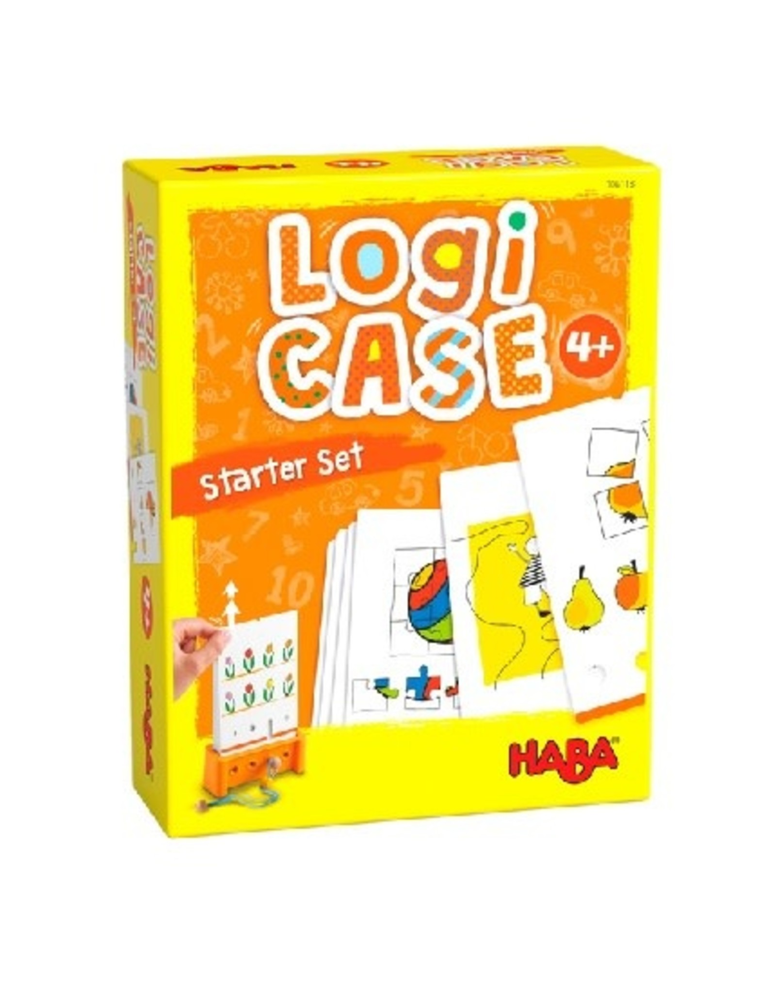 HABA LogiCASE Starterset 4+
