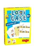 HABA LogiCASE uitbreidingsset Bouwplaats