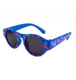 Zonnebril Flex Vlinders blauw