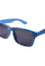 Zonnebril Flex Verkeer blauw