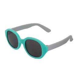 Zonnebril Flex turquoise/grijs