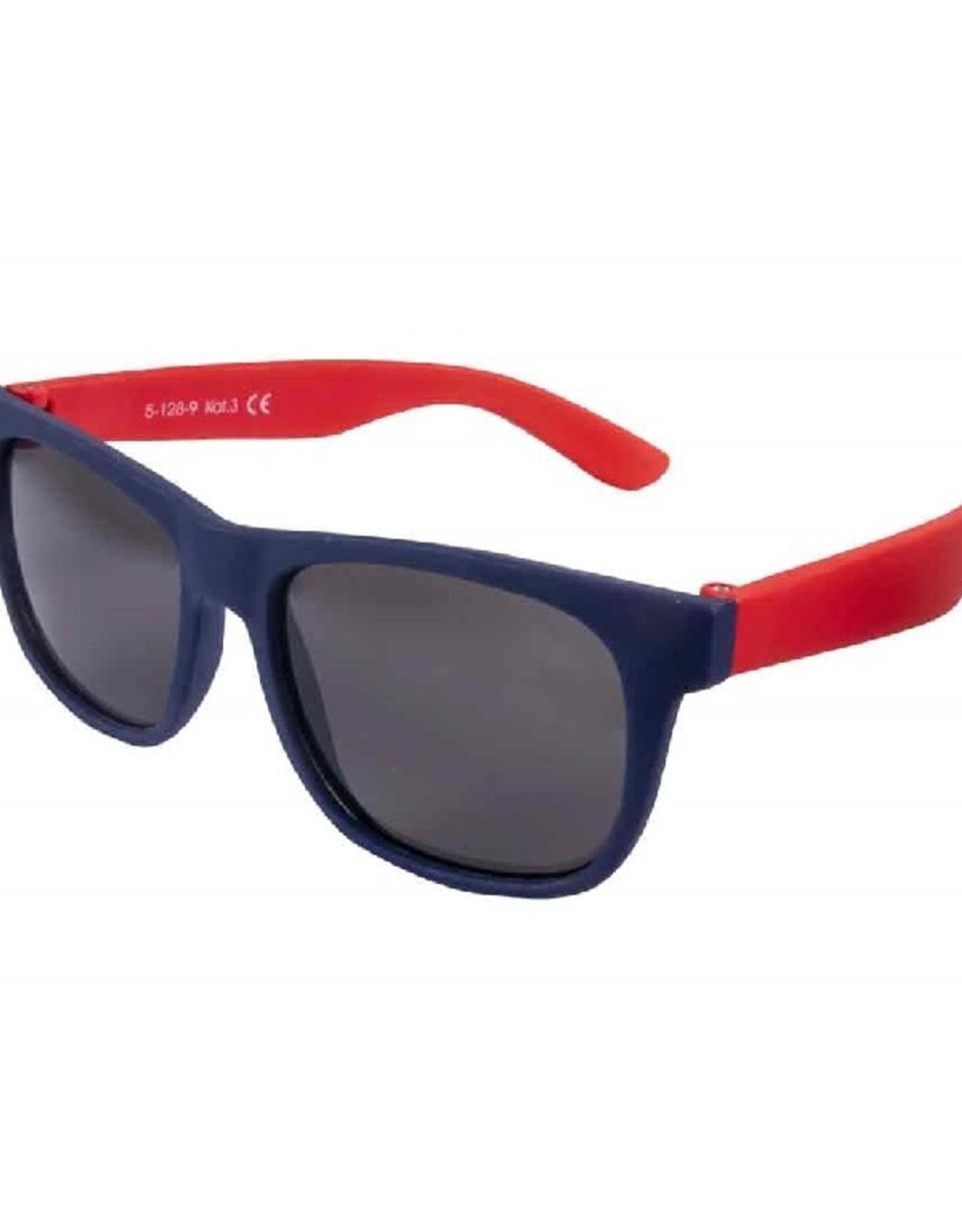 Zonnebril Flex RB navy/rood