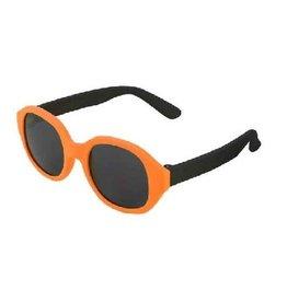 Zonnebril Flex oranje/zwart