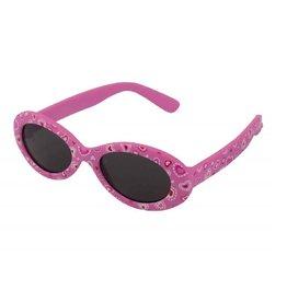 Zonnebril Flex Hartjes roze