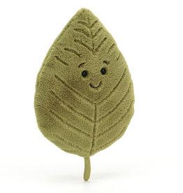 Jellycat Woodland Beech Leaf Little