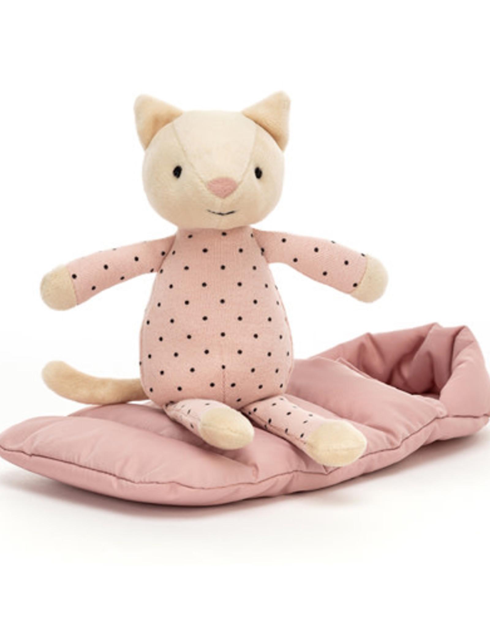 Jellycat Snuggler Cat