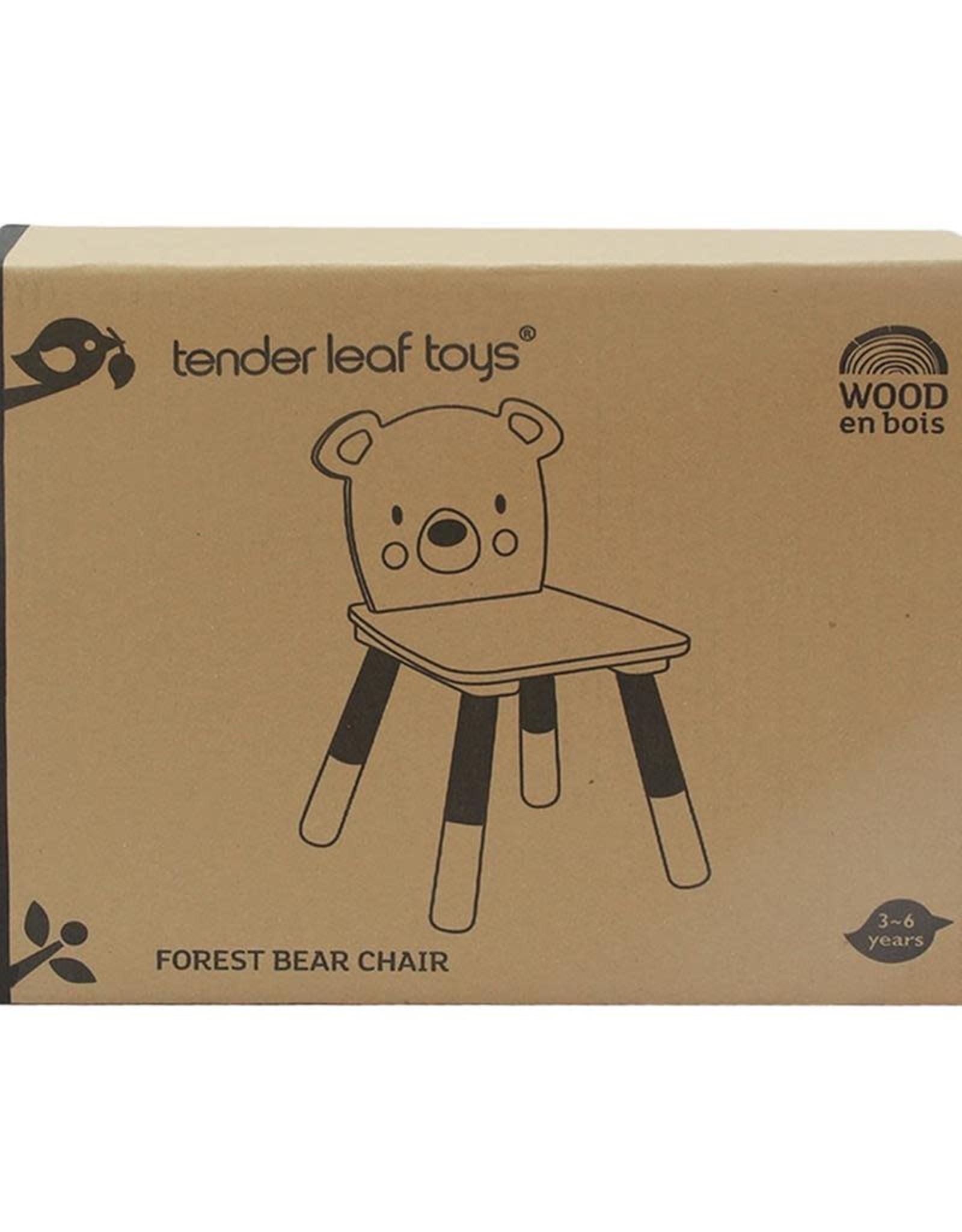 Tender Leaf Toys Stoel Beertje