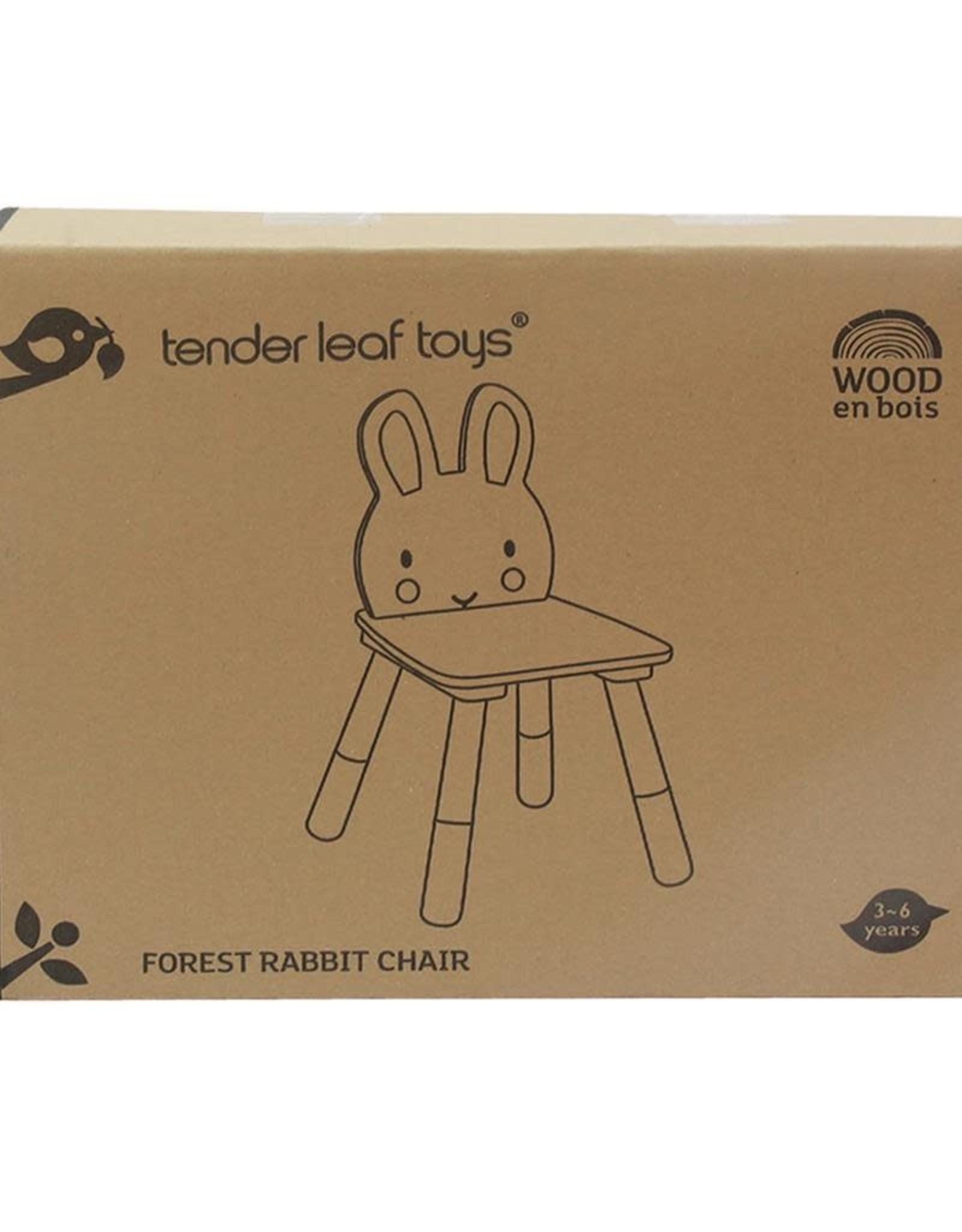 Tender Leaf Toys Stoel Konijntje