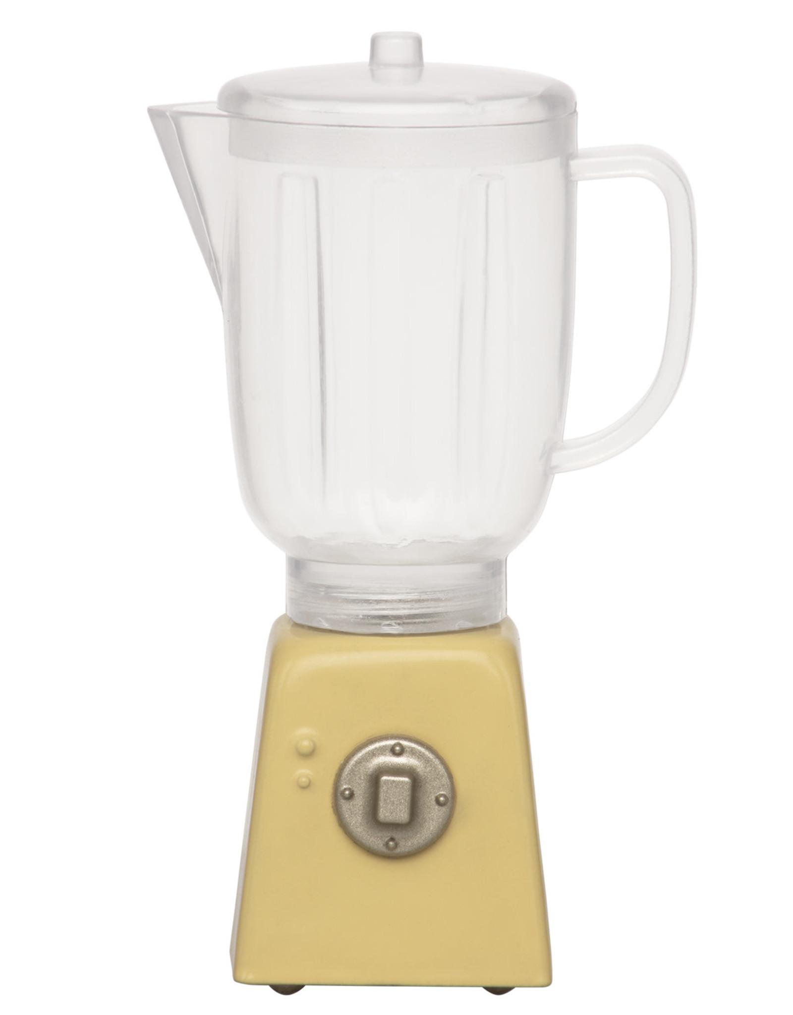 Maileg Miniatuur blender geel