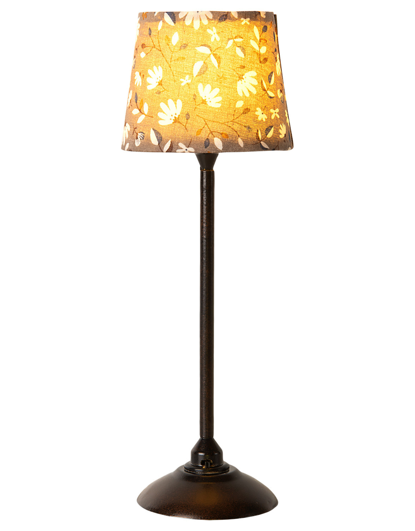 Maileg Miniatuur Vloerlamp Antraciet